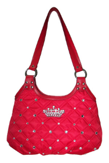 Queen Collection Shoulder Bag
