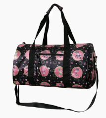 Licensed Hey Poodle Overnight Bag