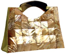 Mad by Design Shell Handbag