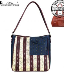 Montana West American Pride Collection Concealed Handgun Hobo