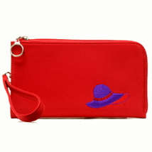 Red Hat Wrist Bag
