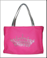 Queen Collection Small Tote Bag