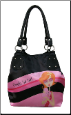 Licensed Hey Poodle Two-Way Tote