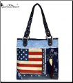 Montana West American Pride Collection Concealed Handgun Tote