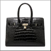 Madison Genuine Leather Handbag