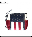 Montana West American Pride Collection Concealed Handgun Messenger Bag