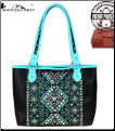 Montana West Aztec Collection Concealed Handgun Tote