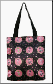 Licensed Hey Poodle Magazine Tote