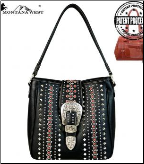 Montana West Buckle Collection Concealed Handgun Crossbody Bag
