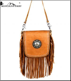 Montana West Fringe Crossbody Bag
